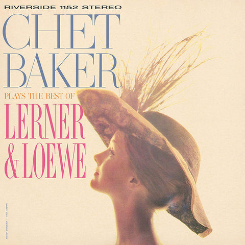Baker, Chet - Playes the Best Of Lerner And Loew