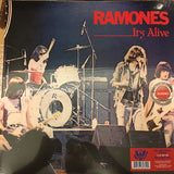 Ramones - It's Alive (40th Anniversary Ed/2LP/RI/RM/Red & Blue vinyl)