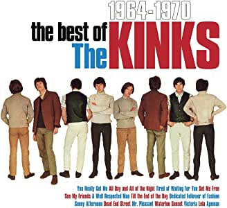 Kinks - The Best of the Kinks 1964-1970 (RM/180G)