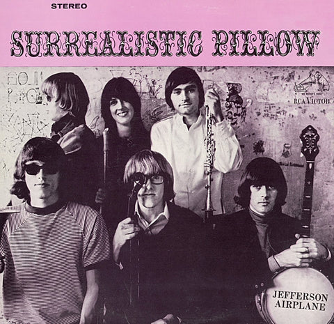 Jefferson Airplane - Surrealistic Pillow (RI/RM/180G)