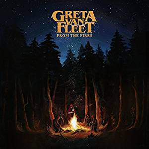 Greta Van Fleet - From the Fires (RI/Yellow vinyl)