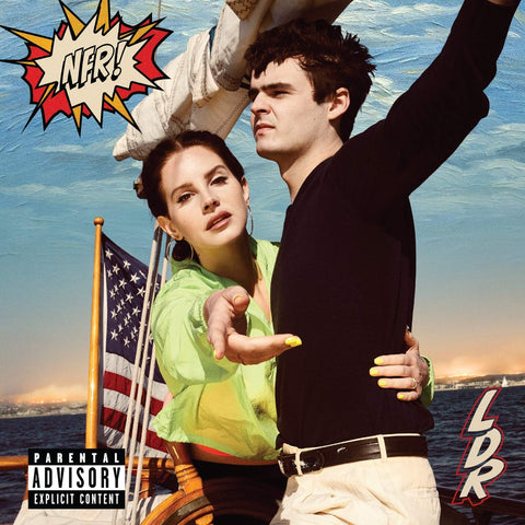 Del Rey, Lana - NFR! (Norman Fucking Rockwell) (2LP)