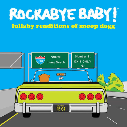 Rockabye Baby - Lullaby Renditions of Snoop Dogg (2019RSD2/Ltd Ed/Yellow vinyl)