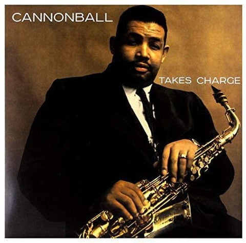 Adderley, Cannonball - Cannonball Takes Charge (180G/Gatefold/RI/RM)