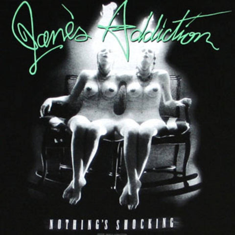 Jane's Addiction - Nothing's Shocking (Ltd Ed/RI/Clear vinyl)