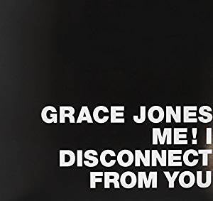 "Jones, Grace - Me! I Disconnect from You (12"" Single)"