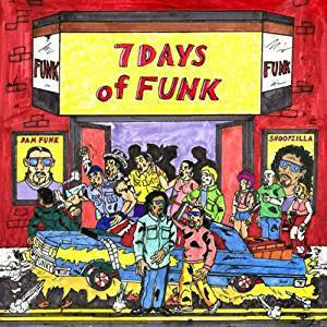 7 Days Of Funk (Snoop Dogg & Dam Funk) - 7 Days Of Funk (2LP)
