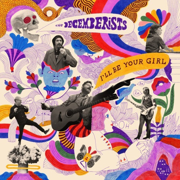 Decemberists - I'll Be Your Girl
