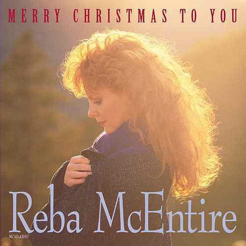 McEntire, Reba - Merry Christmas To You (RI)