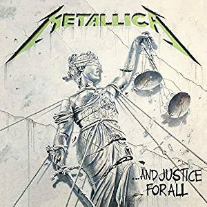 Metallica - ...And Justice For All (2LP/RI/RM/180G)