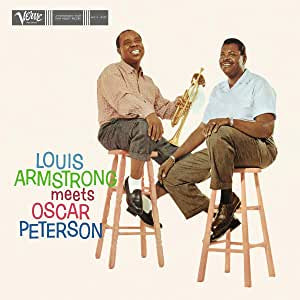 Armstrong, Louis & Peterson, Oscar - Louis Armstrong Meets Oscar Peterson (Acoustic Sounds Series) (Stereo/RI/180G/Gatefold)