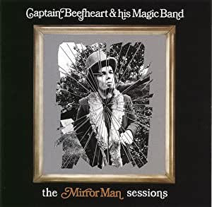 Captain Beefheart & His Magic Band - The Mirror Man Sessions (2LP/Ltd Ed/RI/Crystal Clear vinyl)
