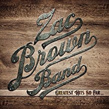Brown, Zac Band - Greatest Hits So Far