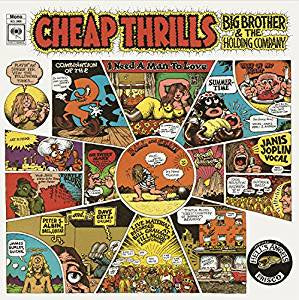 Joplin, Janis/Big Brother & The Holding Company - Cheap Thrills (Mono/Ltd Ed/RI/Gatefold)
