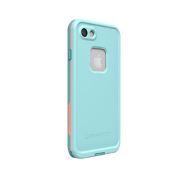 LifeProof  Fre Case suits iPhone 8 - Blue/Coral/Mandalay Bay