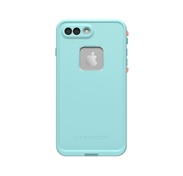 LifeProof  Fre Case suits iPhone 7 Plus/8 Plus - Blue/Coral/Mandalay Bay