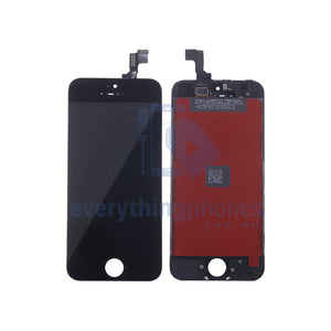 iPhone 5S Replacement LCD Digitizer Front Screen Black