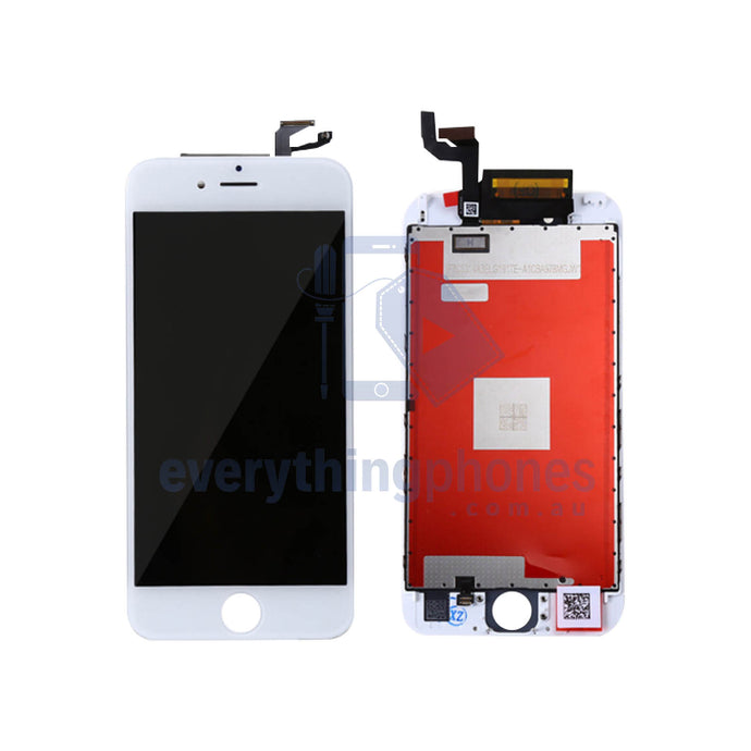 iPhone 6S Replacement LCD Digitizer Front Screen White