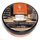 Silk Tallow Shave Soap - Sherlock