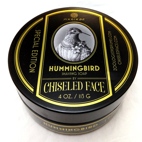 Zoologist Hummingbird Shaving Soap