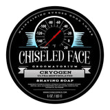 Tallow Shave Soap - Cryogen - Ultra Mentholated by Chiseled Face