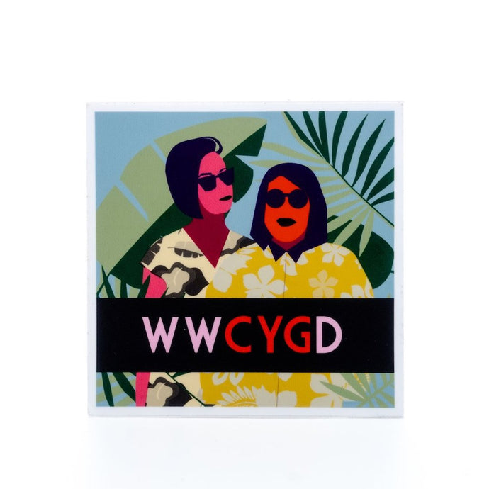 WWCYGD Sticker Pack