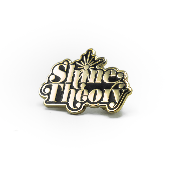 Shine Theory Enamel Pin