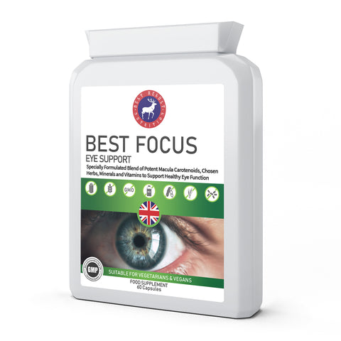 Best Focus Eye Support 60 Capsules