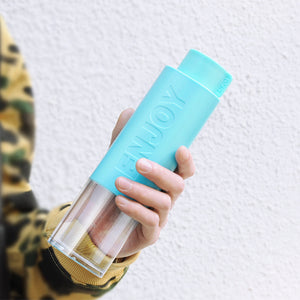 Enjoy Candy Color Water Bottle
