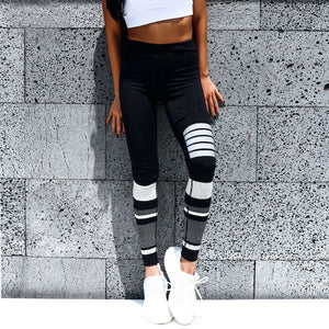 Geometric Fitness Leggings