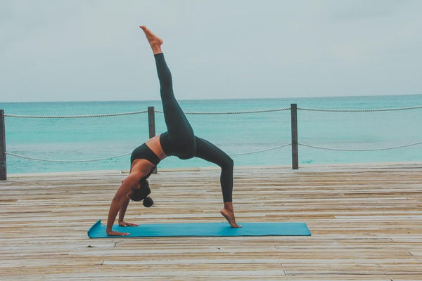 Stream This 35 Min Yoga Flow with beRevolutionarie