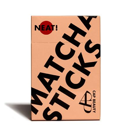 The Neat Matcha Stick Box