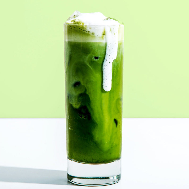 MATCHA CRUSHES<br>30 drinks<br>