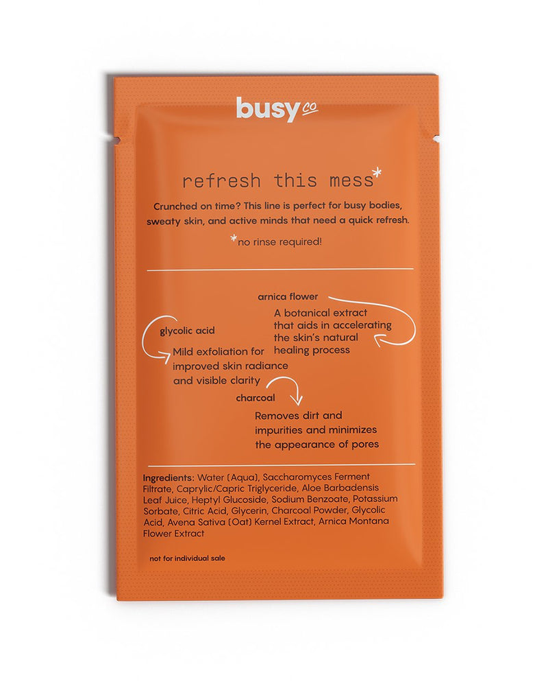 REFRESH XL Body Wipes