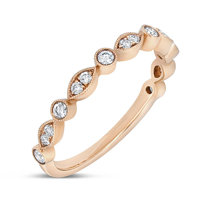 Tiara Diamond Band - Pasha Fine Jewelry