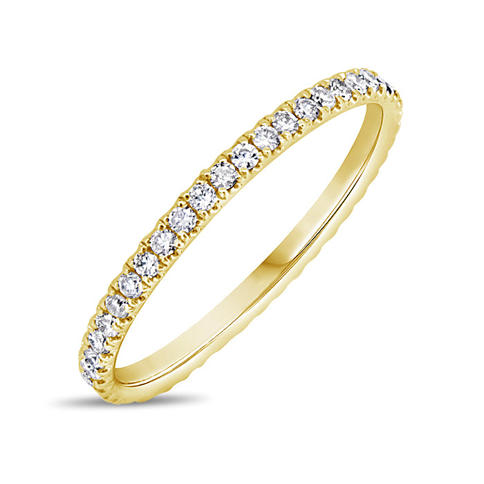 Slim Diamond Band