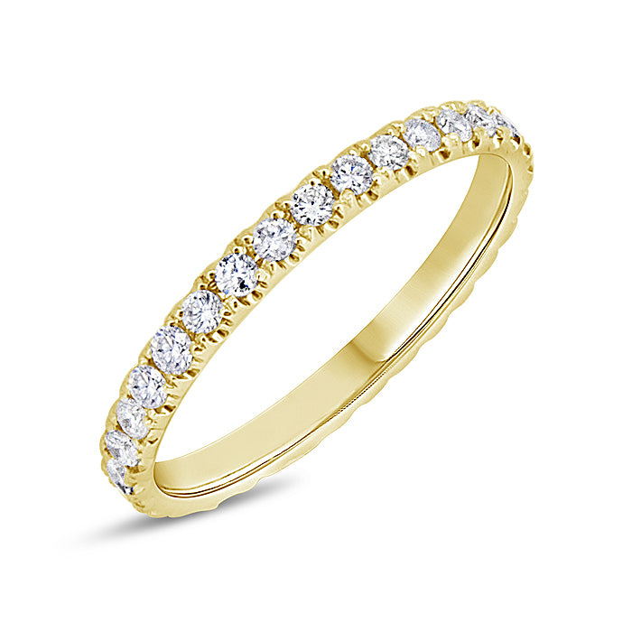 Petite Diamond Band