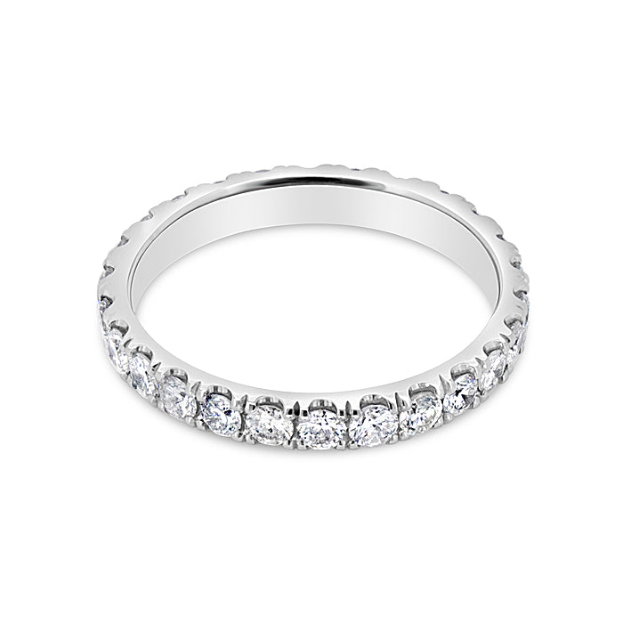 Eternity Diamond Band - Pasha Fine Jewelry