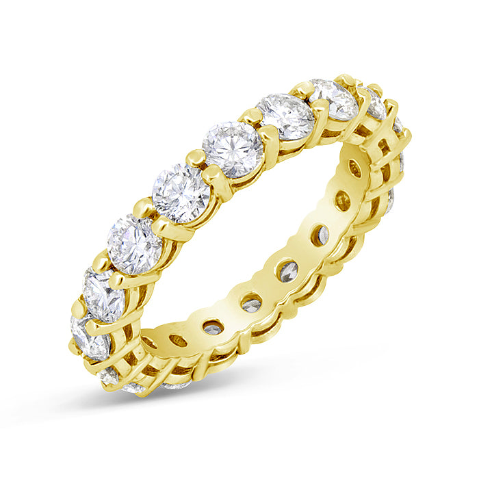 U-Set Eternity Band