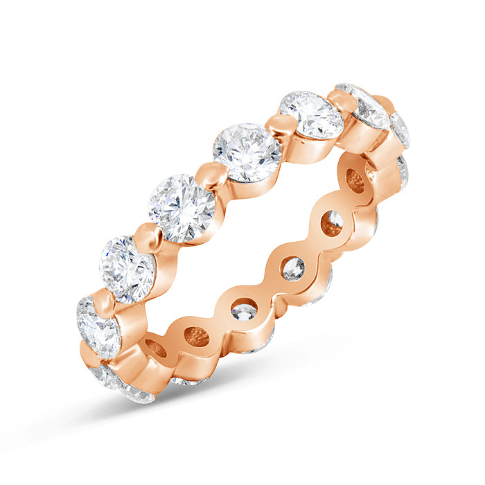 Floating Eternity Band