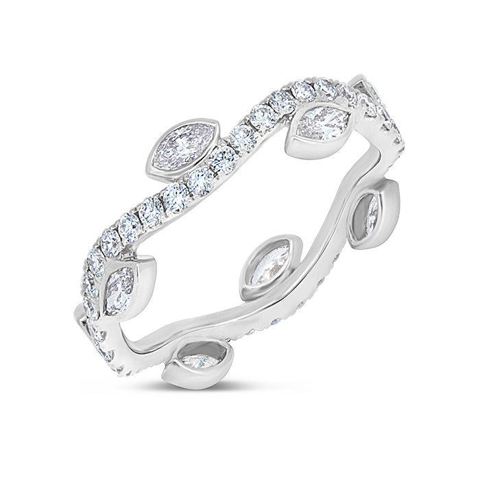Kiss Diamond Ring - Pasha Fine Jewelry