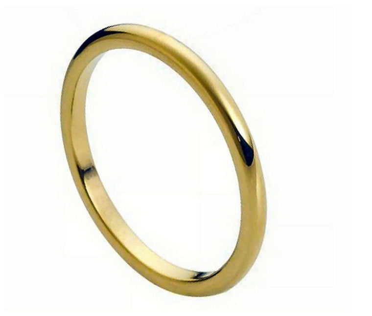 Tungsten Yellow Band