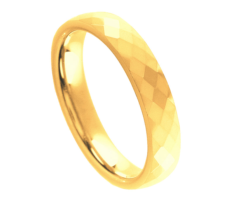 Faceted Yellow Gold Plated - Pasha Fine Jewelry