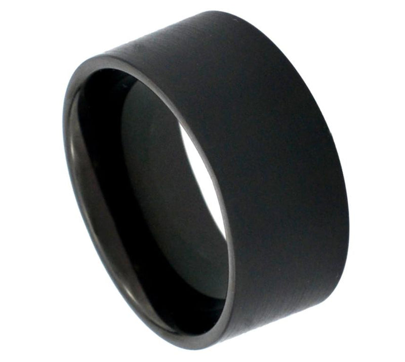 Black Tungsten Brushed Flat