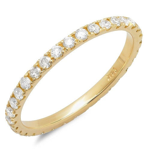 Eternity Band - Pasha Fine Jewelry