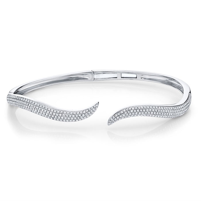 Pave Bangle - Pasha Fine Jewelry