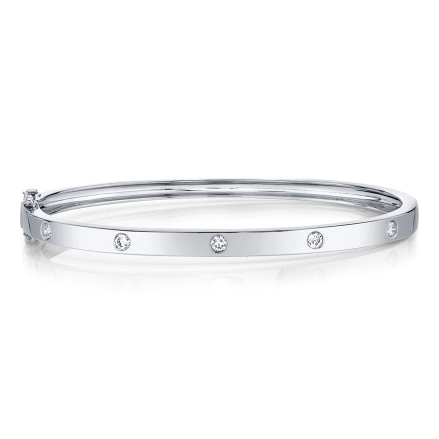 5 Diamond Bangle