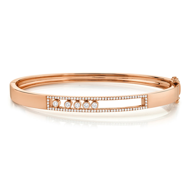 Slider Bangle - Pasha Fine Jewelry
