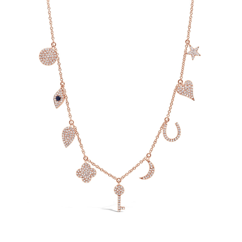 Charm Necklace - Pasha Fine Jewelry