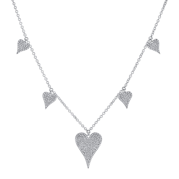 Heart Necklace - Pasha Fine Jewelry